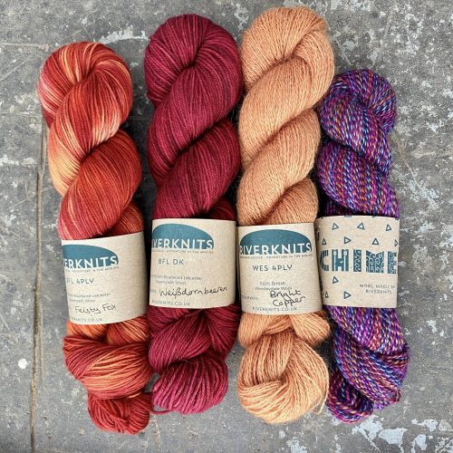 Yarn by Range