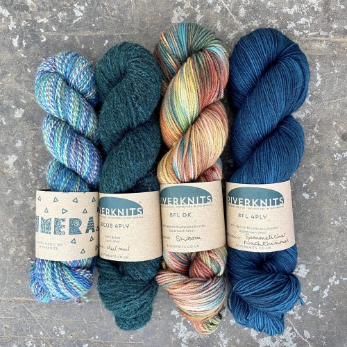 Shop Yarn by Style
