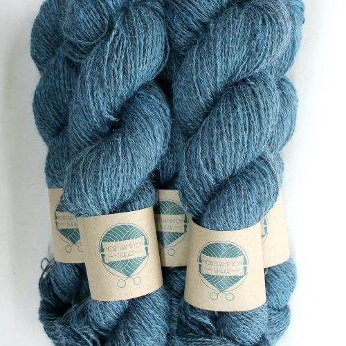 Skeins of Northampton Shear Leicester Longwool in the colourway Catesby